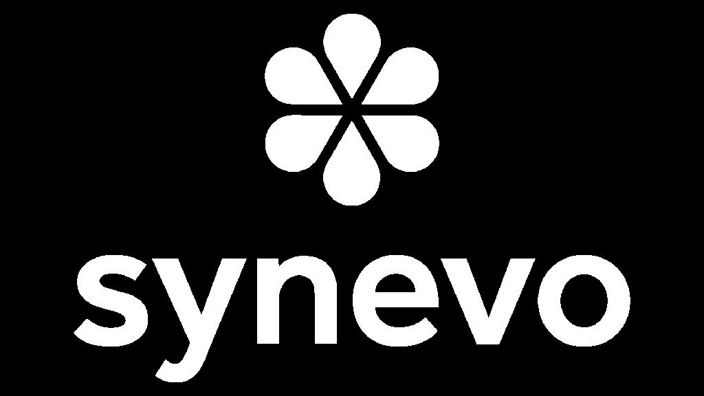 logo synevo fb1 white